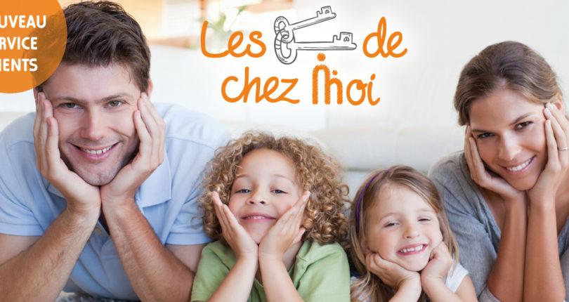 Moselis lance son portail client, Les Clés de chez Moi, et fête l'évènement avec un jeu concours !