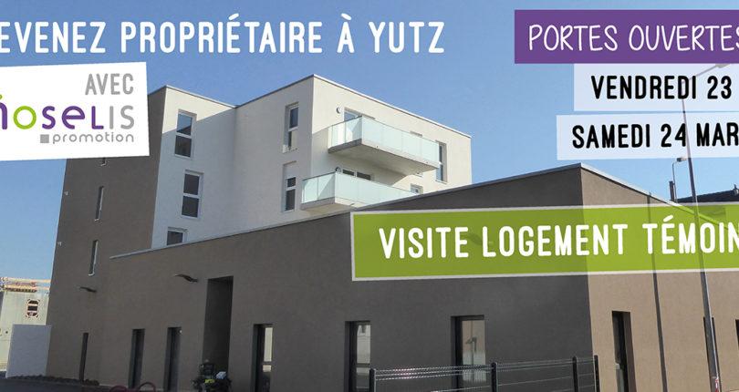 Résidence Wengé à Yutz : venez découvrir notre logement témoin !