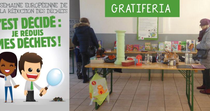 Semaine de réduction des déchets à Montigny-lès-Metz