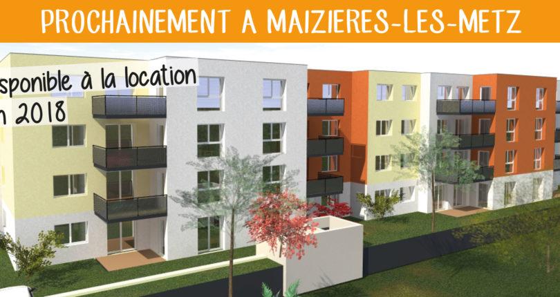 47 logements disponibles à la location à Maizières-lès-Metz fin 2018