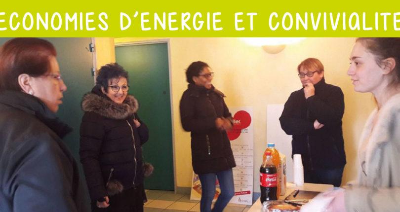 Metz Vallières : un temps de partage autour des éco-gestes