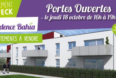 Fameck, Résidence Bahia, accession sociale, portes ouvertes, Moselis promotion, 18 octobre 2018