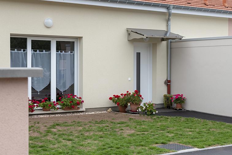 Pavillon senior, Guerting