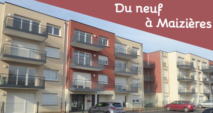 Maizières-lès-Metz : premiers locataires à la résidence Roma