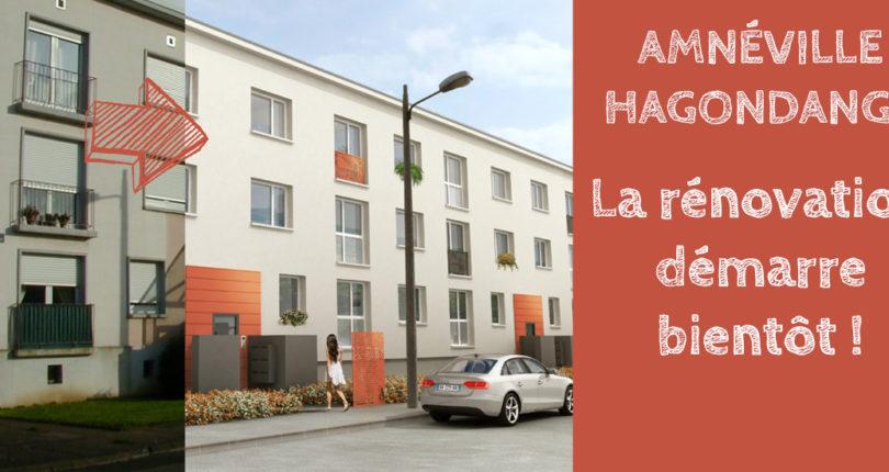 Amnéville et Hagondange : 392 logements à rénover