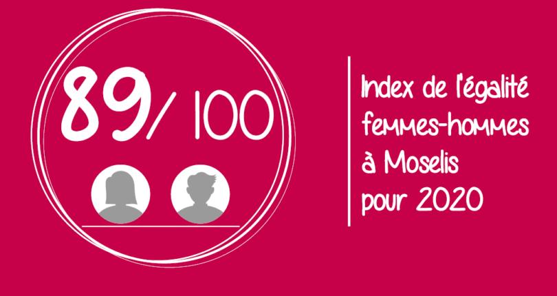 Index égalité professionnelle : Moselis confirme son engagement