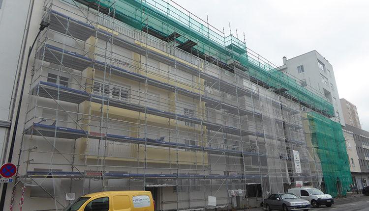 Thionville : 38 logements réhabilités avant fin 2021