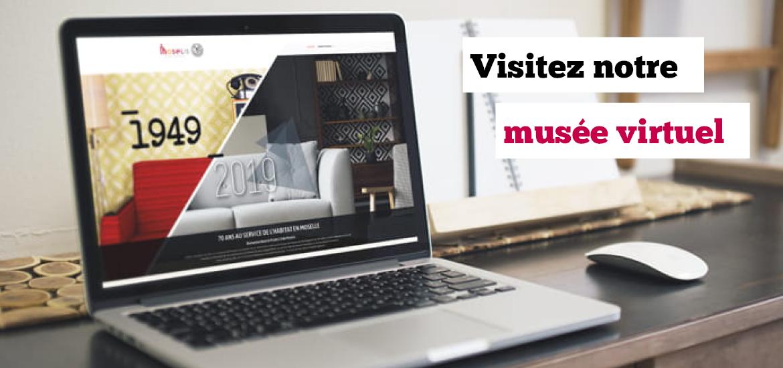 Visitez notre musée virtuel