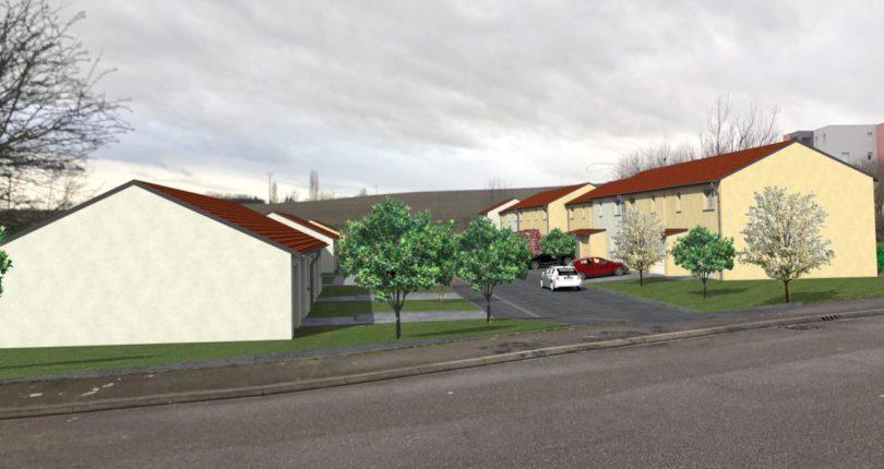 Valmont : 19 pavillons sur une nouvelle commune d'implantation